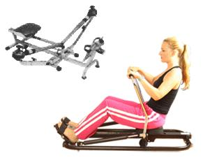 Welfare Items  110110  EXERCISER ROWING INDOOR USE