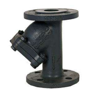 Y-Strainers, Cast Steel